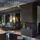 open haard helmond gas kachel warande park restaurant gert-jan Toonders Eugenie van Thiel