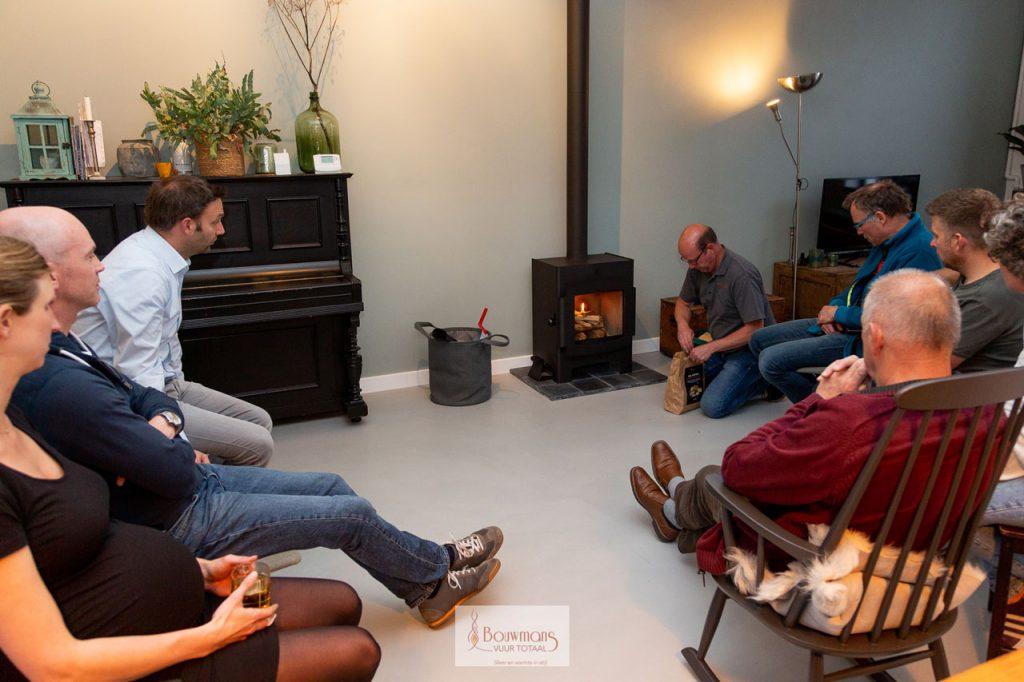 Bouwmans Hout stoken openhaard openhaarden haard kachel cursus training stook workshop eindhoven burgerinitiatief barbas dik geurts helmond